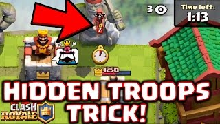 Download Clash Royale - Is this Cheating!? *Covert Troop Deployment* Video