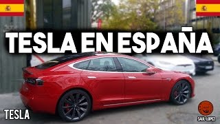 Download ¡TESLA ha llegado a España! (Madrid y Barcelona) Video