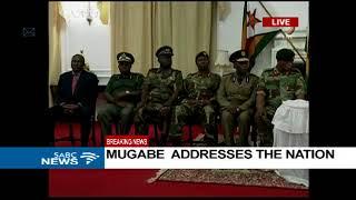 Download President Robert Mugabe's state of the nation address speech Video