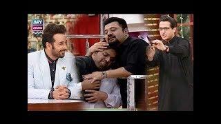 Download Funniest Moment's of Syed Shafaat | Ahmed Ali Butt | Aadi | Faysal Qureshi | Faizan Video
