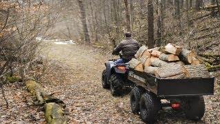 Download ABI Workman XL - Dual Axle ATV Dump Trailer Video