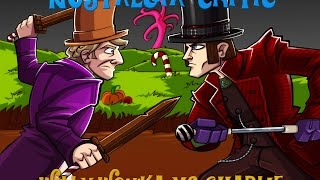 Download Old vs New: Willy Wonka vs Charlie - Nostalgia Critic Video
