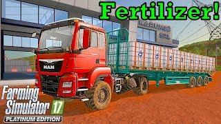 Download Let's Play FS17, Estancia Lapacho #43: Fertilizer! Video