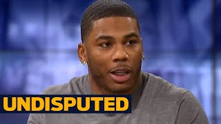Download Nelly says 49ers QB Colin Kaepernick created a movement with anthem protests | UNDISPUTED Video