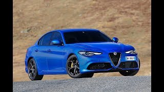 Download One Week in Italy with a 2017 Alfa Romeo Giulia Veloce Q4 Video