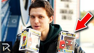 Download This Is How ″Spiderman″ Tom Holland Spends His Millions Video