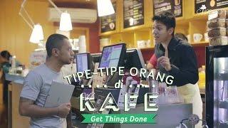 Download Tipe-tipe Orang di Kafe - CAMEO Video