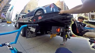 Download BAD IDEAS BMX RIDING in NYC! Video