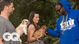 Download 2 Chainz Pets a $100K Dog | Most Expensivest Sh*t | GQ Video