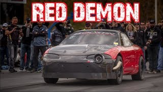 Download Red Demon Greatest DSM Race of All Time?! Worlds Quickest & Fastest AWD 4cylinder Video