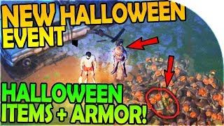 Download NEW HALLOWEEN EVENT + HALLOWEEN ITEMS + ARMOR INBOUND! - Last Day On Earth Survival 1.6.4 Update Video