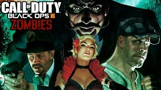 Download Let's Play Call of Duty Black Ops 3 Zombie Mode Deutsch #01 - Willkommen in den Schatten Video