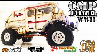 Download RC CRAWLER - POST APOCALYPTIC TRUCK Homemade [PART 2/2] Video