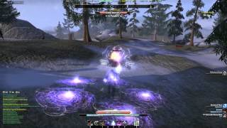 Download ESO V14 Sorcerer How To PvP Like A Baws (King Richard) Video
