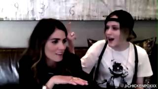 Download evan rachel wood & nikki reed ; i had a crush on nikki Video
