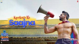 Download Kya Karte The Saajna  Shubh Mangal Zyada Saavdhan  Ayushmann K,Jeetu   Tanishk B, Zara K, Anuradha P Video