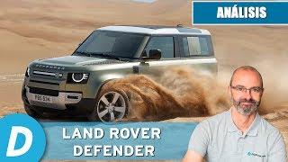 Download Land Rover Defender 2020: ¿mejor que un Jeep Wrangler y un Mercedes Clase G? | Diariomotor Video