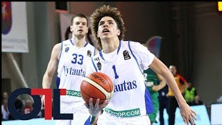 Download LaMelo Ball called 'lazy' by teammate in Lithuania | Outside the Lines | ESPN Video