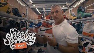 Download Shane McMahon Goes Sneaker Shopping With Complex Video