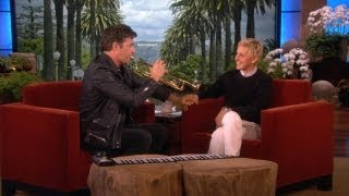 Download Harry Connick Jr.'s Song for Ellen Video