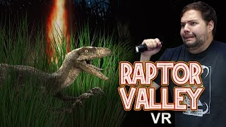 Download FIVE NIGHTS AT DINO'S   Raptor Valley VR Video