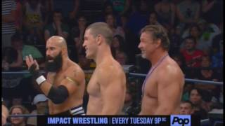Download TNA - The Tribunal/Al Snow vs Grado/Shera/Tyrus Video