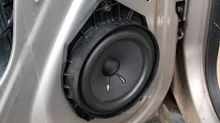 Download Why Do All Those Suburban Door Speakers Go Bad! - A Little Problem Solving on the Side. Video