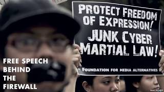 Download Free speech behind the firewall Video