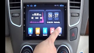 Download DX:Ownice C300 Android Smart 7″ Quad-Core GPS Navigation Car DVD Player Video