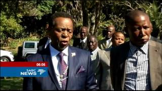 Download Malema meets King Zwelithini ahead of birthday celebrations Video