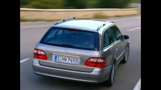 Download Mercedes Benz E-Class Station Wagons W211 S211 Specs Documentary Video