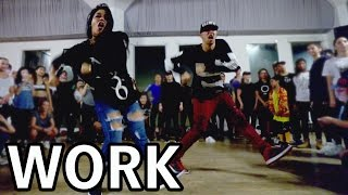 Download WORK - Rihanna Dance Video | @MattSteffanina Choreography ft Fik-Shun Video