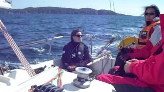 Download Hesselø-Halland Väderö rundt 2010 - Albin Cirrus 78 Video