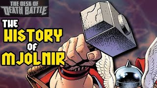 Download The History of Mjolnir | Desk of DEATH BATTLE Video