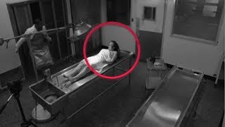 Download 5 Scariest and Creepiest Things Caught In a Morgue Video