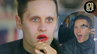 Download Jared Leto transformation into The Joker Video