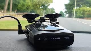 Download Best speed camera detector snooper 4zero elite road test part 3 Video