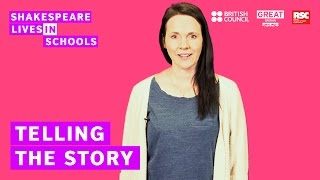 Download How to teach Shakespeare: telling the story Video