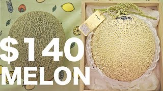Download What Does a $140 Melon Taste Like? Video