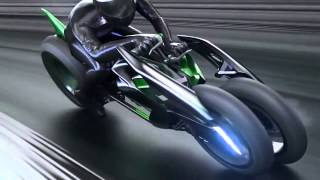 Download Kawasaki ″J″ Concept - electric motorcycle - 2013 Tokyo Motor Show Video