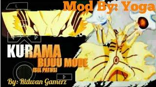 Download Cara Memasang Mod Game PSP, Naruto Shippuden Ultimate Ninja Impact Mod Storm 4 Video