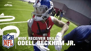 Download Odell Beckham Jr. GoPro Footage | How to Make the Perfect Catch | NFL Video