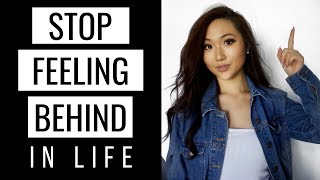 Download How to STOP feeling behind in life (AND START TAKING ACTION!) Video