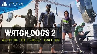Download Watch Dogs 2 | Welcome to DedSec Trailer en ESPAÑOL (Feat. Raymond Kenney) Video
