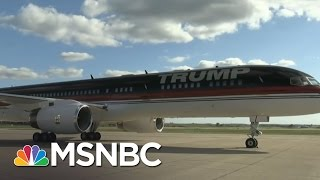 Download Trump Force One Vs. Air Force One | MSNBC Video