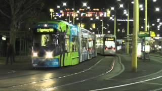 Download Graz Straßenbahn Linien Variobahn in Graz Video