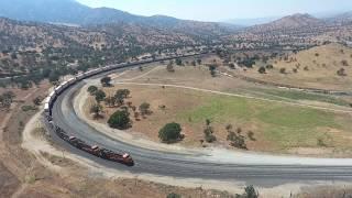 Download The Engineering Marvel of Tehachapi Loop Video