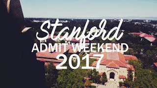 Download Stanford Admit Weekend 2017 (Class of 2021) Video