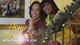 Download Home for the Holidays with Paul Wharton and Patti LaBelle Video