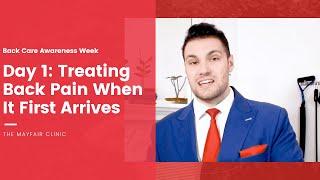 Download Back Care Awareness Week: Monday Video